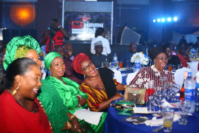 How Tee A the 'Turn up' MC Thrilled Guests at the Corporate Tyme Out with Tee A