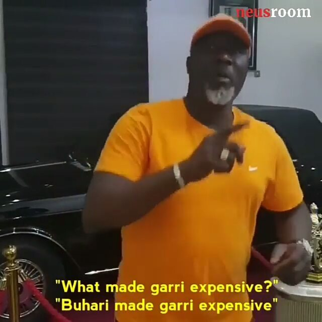 Senator Dino Melaye's Brand New 'Music Video' Is The Best Thing You'll Watch Today