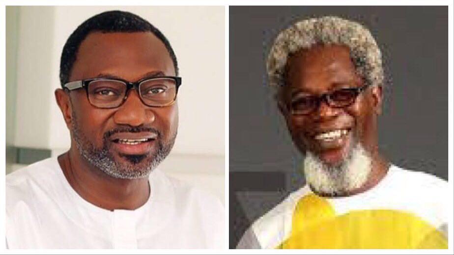 Femi Otedola Promises To Foot The Bills Of Ailing Veteran Actor, Victor Olaotan