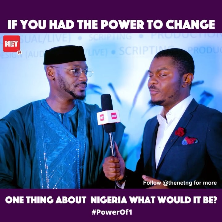 2Baba, Annie Idibia And Alex Ekubo Reveal What They Would Change About Nigeria If They Could