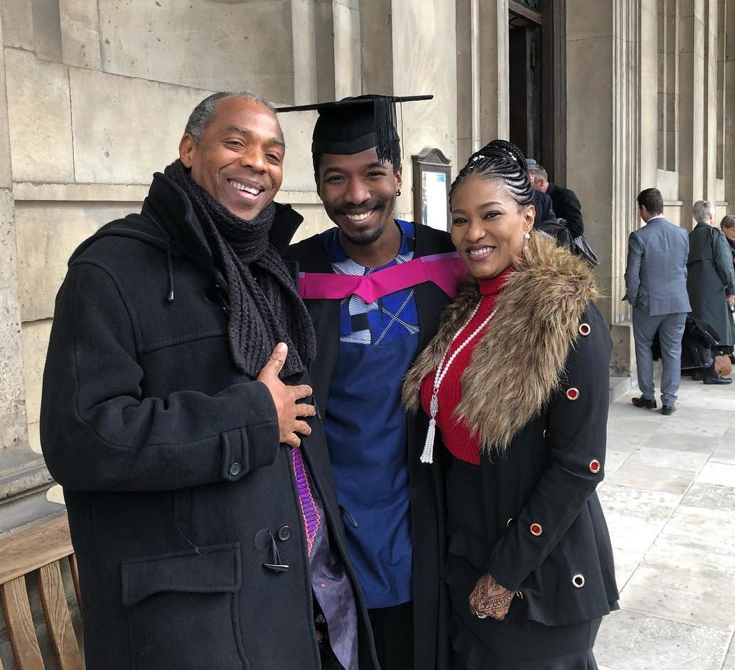 Femi Kuti's Son, Made, Graduates From Trinity Laban Conservatoire, The Same School Fela Went To