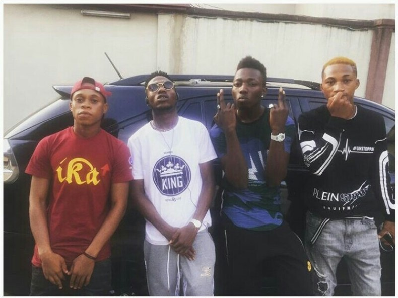 YBNL Mafia Hurl Insults At Chocolate City Rapper Blaq Bonez Because He Criticized The Lyrics Of A Song
