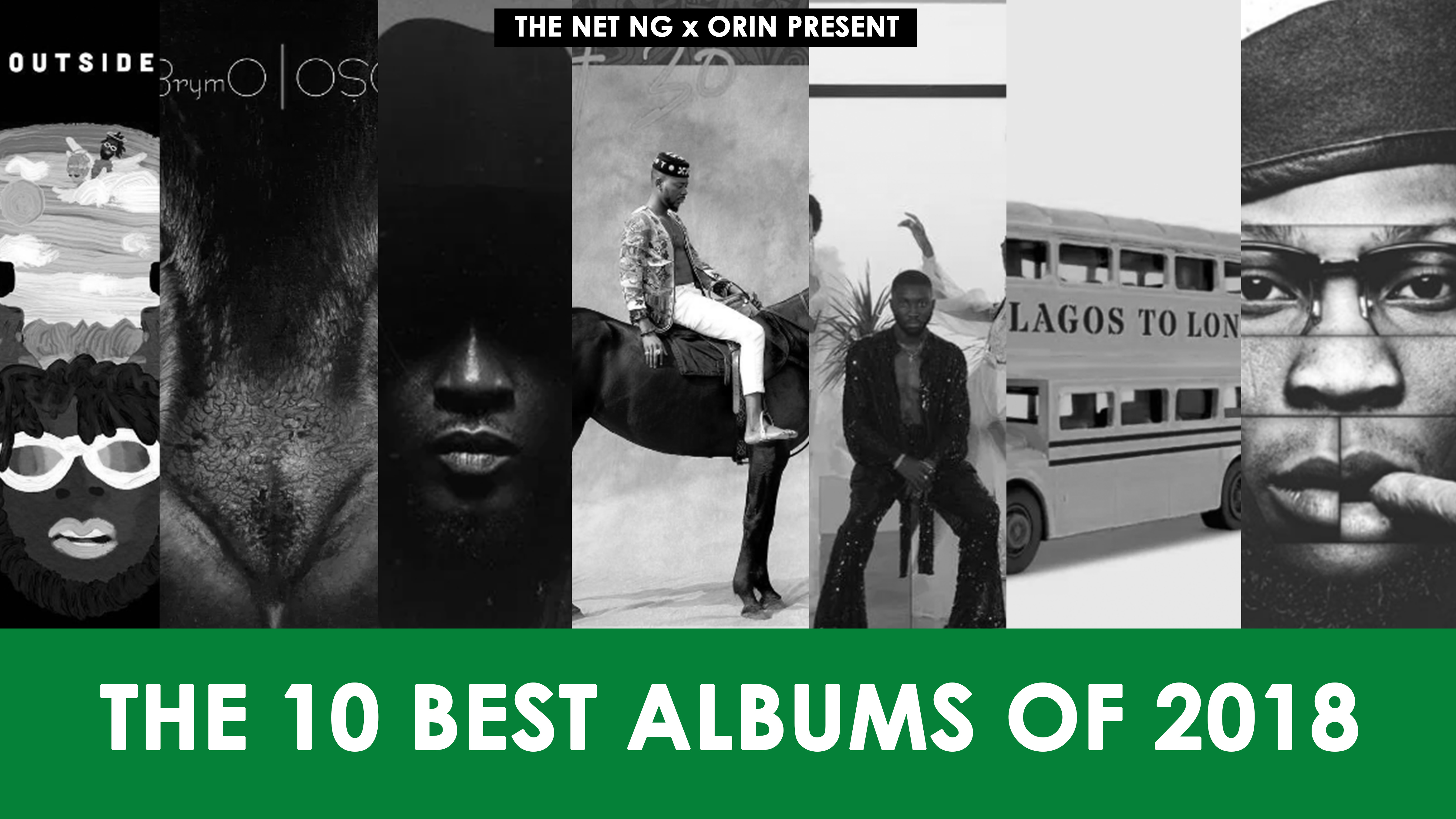Ranking The 10 Best Albums Of 2018 | NET List