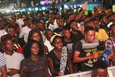 Photos From Day 6 Of One Lagos Fiesta At Victoria Island