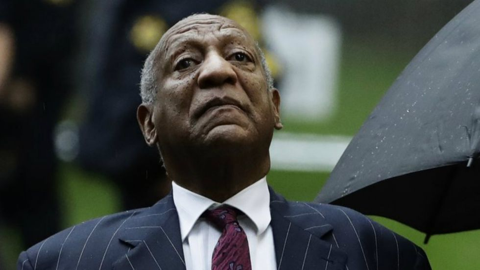 Lawyers For Convicted Comic Bill Cosby File Appeal For A New Trial