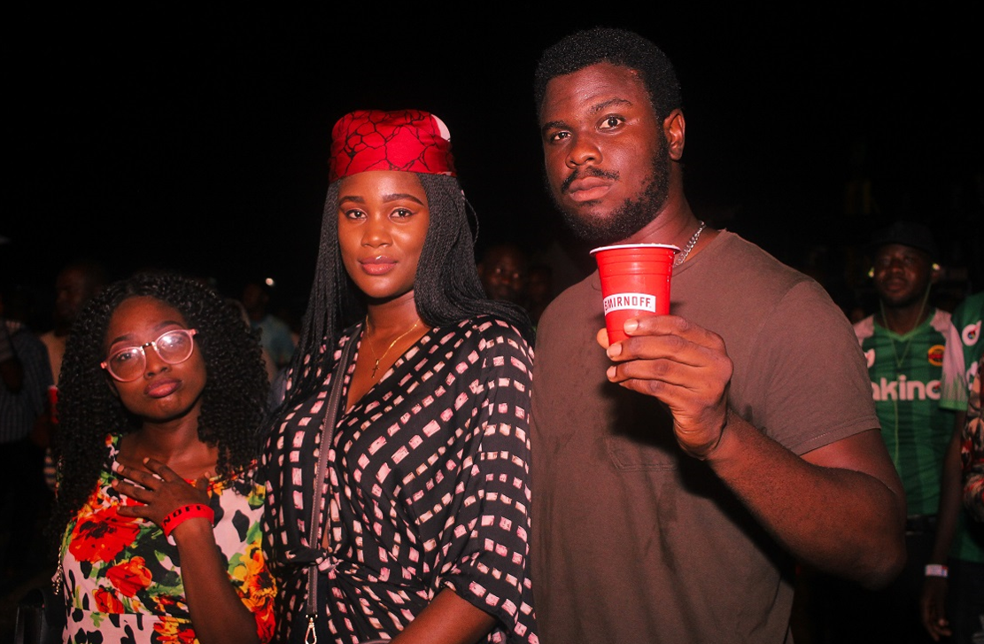 Smirnoff X1 Tour Ibadan: Dj Spinall, Dremo, Teni, Reminisce, Deliver Unique Experience