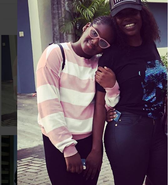 'My Sunshine Is 10' - Annie Idibia Gushes Over Her Daughter As She Turns A Year Older