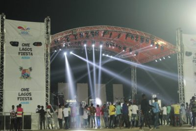 Photos: Kollington Ayinla, Saheed Osupa, Slimcase At Day 1 Of One Lagos Fiesta