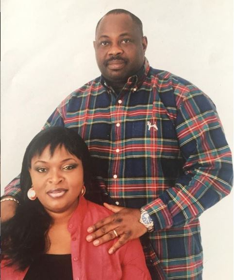 Popular Media Mogul, Dele Momodu Celebrates 26th Wedding Anniversary With His Wife