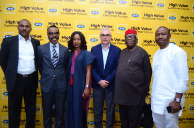 Johnny Drille Thrills MTN High Value Customers in Lagos
