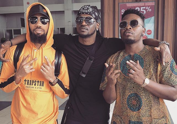 Rudeboy Taps Phyno and Olamide For New Single, 'Double Double'