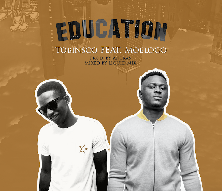 Tobinsco Gets Assistance From UK-Based Nigerian Act Moelogo On The Record 'Education'