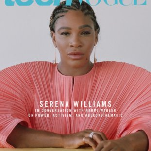 Serena Williams Speaks On Power, Activism And Black Girl Magic As She Covers Teen Vogue Magazine