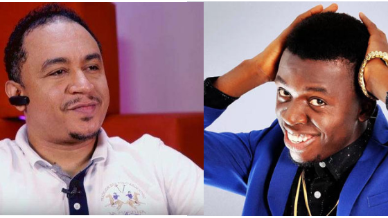 The Experience: Akpororo Drags Daddy Freeze, Says He'd Turn Him Into A Wall Gecko If He Had Powers