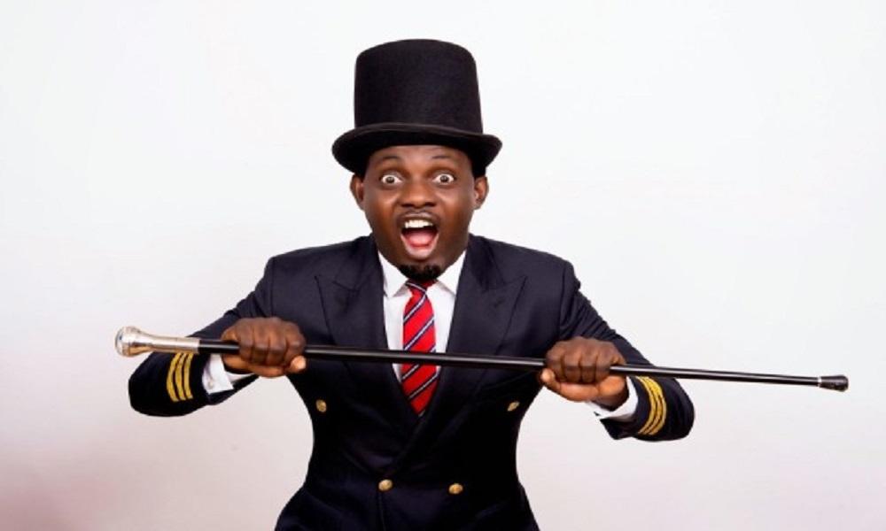 Comedian AY Makun Berates Nollywood, Calls It A Back-stabbing Community