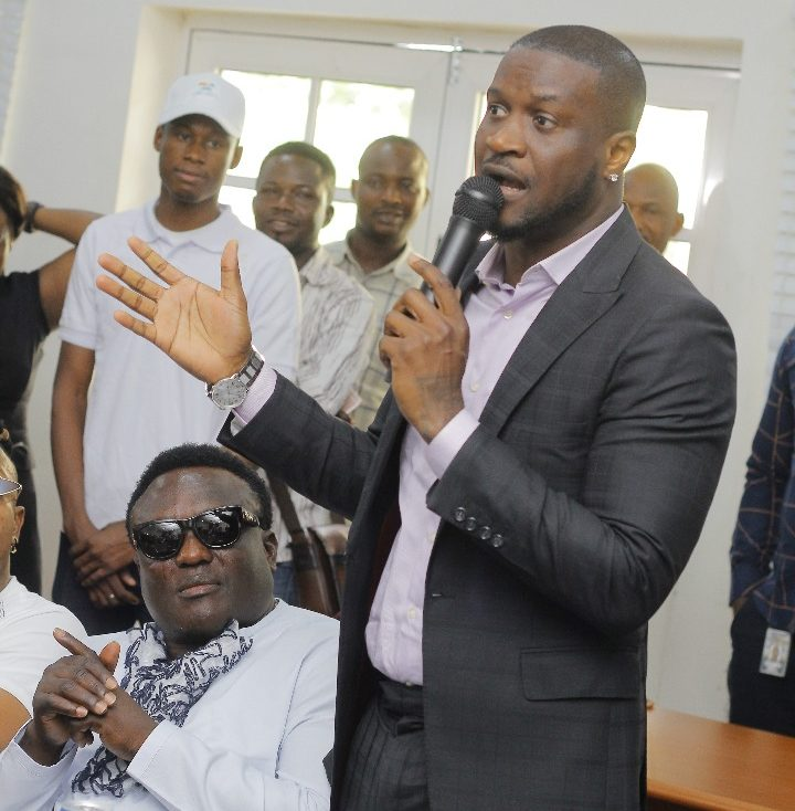 """We Cannot Do Without Fuji Artistes In Nigeria"" - Peter Okoye"