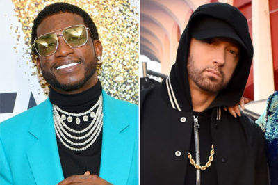 Gucci Mane Down Plays Eminem Being Described As Rap's King