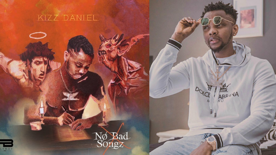"Kizz Daniel's ""No Bad Songs"" Lives Up To Its Title"
