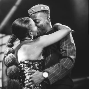 """""""Your Love Is Overwhelming In The Best Way"""" - Simi Writes To Adekunle Gold"""