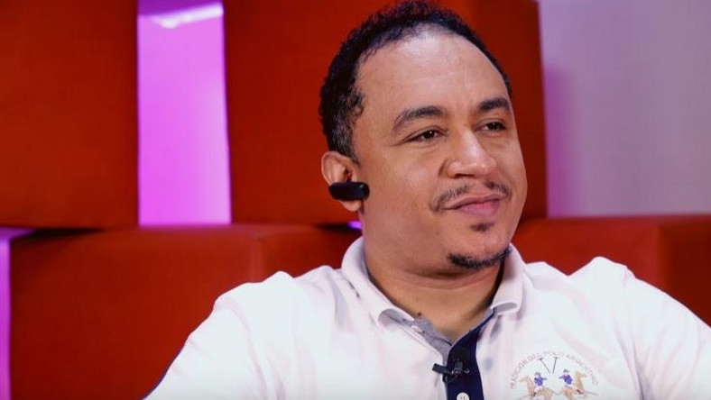 Daddy Freeze Comments On Viral Video of Two Men Allegedly Fighting Over A Woman At #BurnaLive
