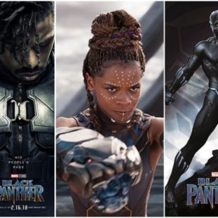 The Internet Reacts To Black Panther's 7 Oscar Nominations