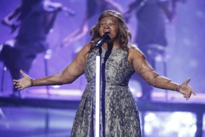 Kechi Okwuchi To The World: Singer And Survivor Gets Golden Buzzer To Reach Finals At America's Got Talent Champions Edition