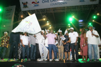 One Lagos Fiesta: Lagos State Governor, Akinwunmi Ambode And Lagosians Count Down Into 2019
