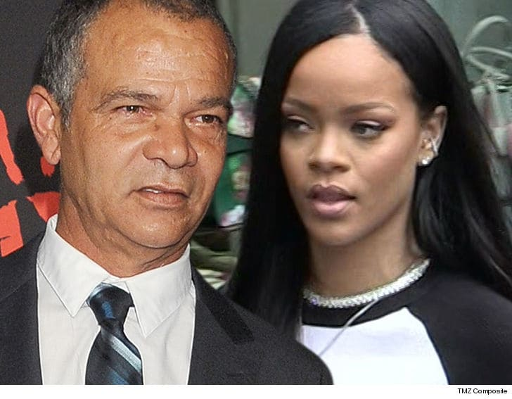 Rihanna Sues Her Father For Stealing Her Fenty Beauty Brand Name