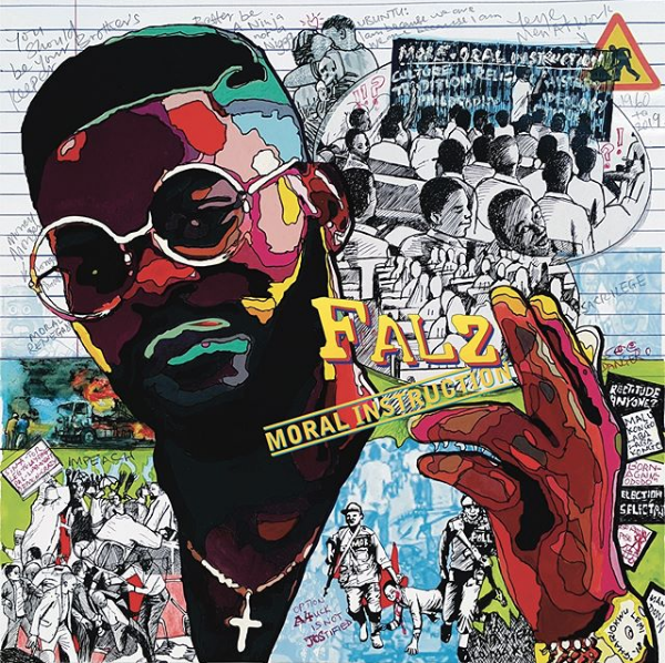 A Detailed Guide To Falz the Bahd Guy's New Album, Moral Instruction