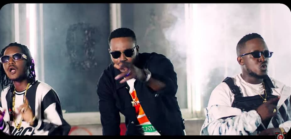 DJ Neptune Releases 'Blood and Fire' Video Featuring MI and Jesse Jagz