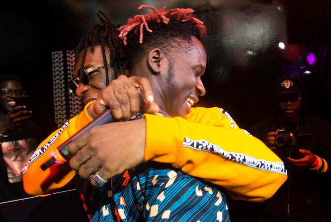 Burna Boy And Mr Eazi To Perform At Coachella 2019