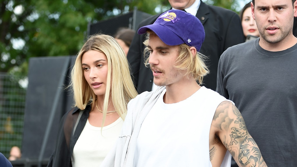 Justin Beiber And Hailey Baldwin Have Reportedly Postponed Their White Wedding Again