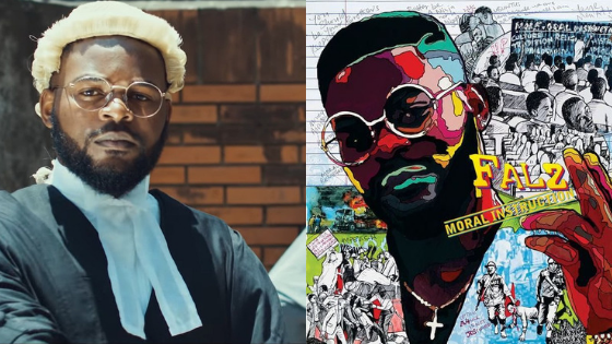 """A Review Of """"Moral Instruction"""": The """"Serious"""" Falz Needs Some More Work"""