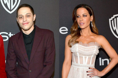 Ariana Grande's Ex, Pete Davidson Sparks Dating Rumours After Leaving Golden Globes Award With Actress Kate Beckinsale
