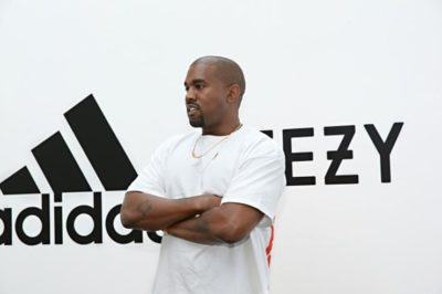 """Kanye West """"Pushing"""" For Creative Director Role At Adidas"""