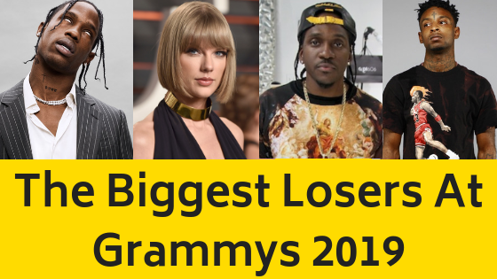 The Biggest Losers At Grammys 2019