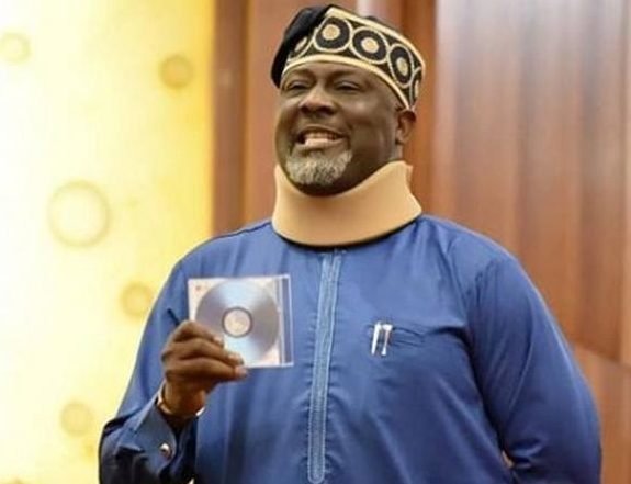 And The Music Goes On: Dino Melaye Wins Senate Re-election