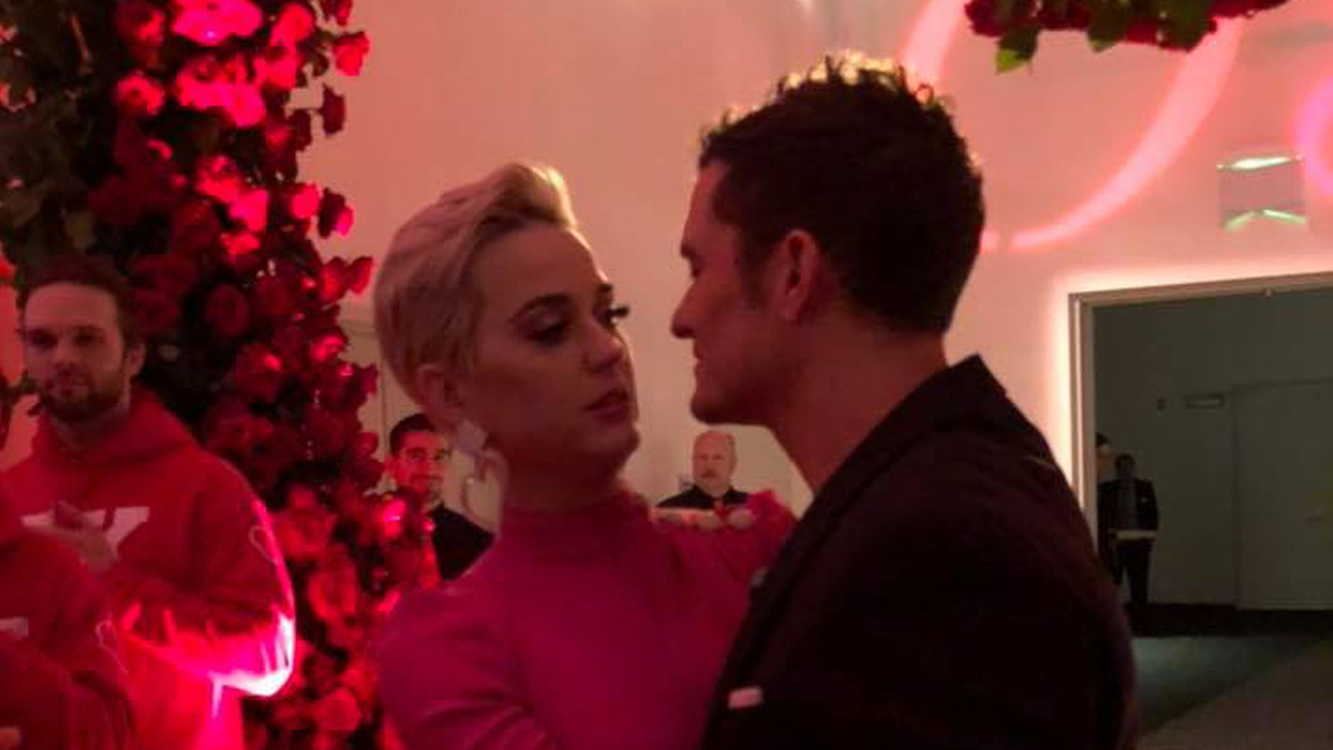 Katy Perry And Her Boyfriend Orlando Bloom Are Engaged
