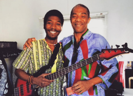 Made Kuti Reveals How Femi Kuti's Absconded Bassist Landed Him A Role In The Band