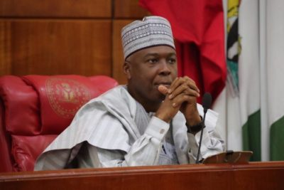 Done In Sixteen Years: How Bukola Saraki Turned Out Not To Be His Father's Son