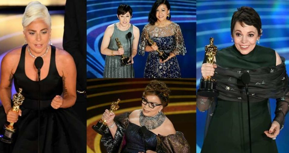 #Oscars2019: Women Make History With 15 Big Wins At The Oscars