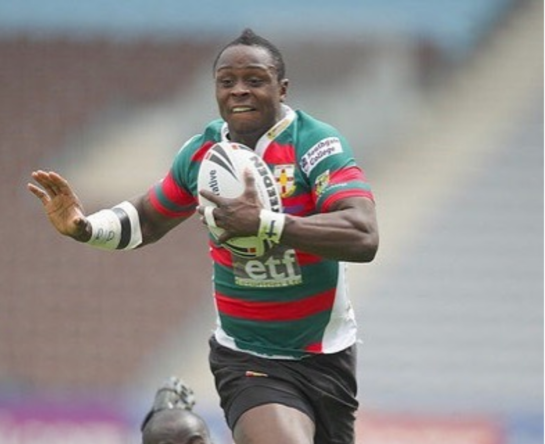 Did You Know? The Only Known Professional Rugby League Player In The World With Sickle Cell Disorder Is A Nigerian