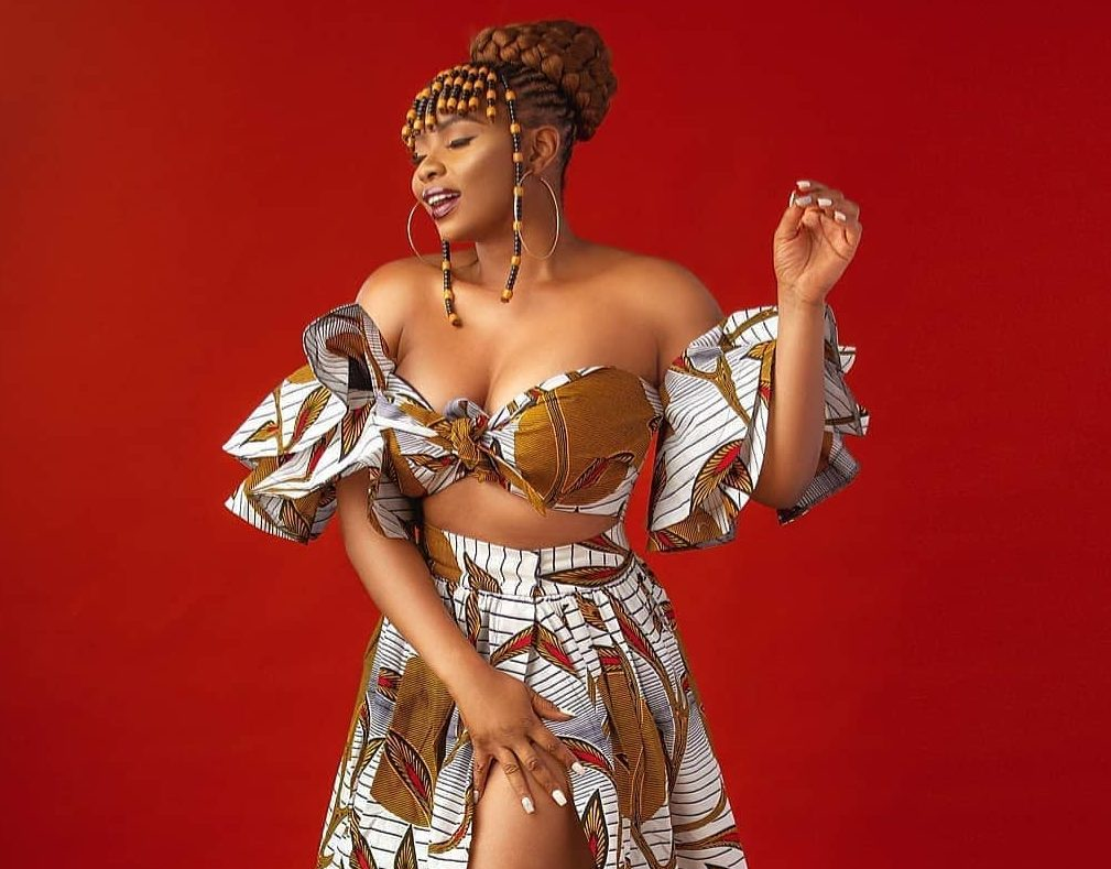 Happy Birthday To King Of Queens: Yemi Alade Is 30 Today!