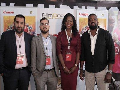 Mokalik: Canon, Kunle Afolayan host private press screening in Lagos