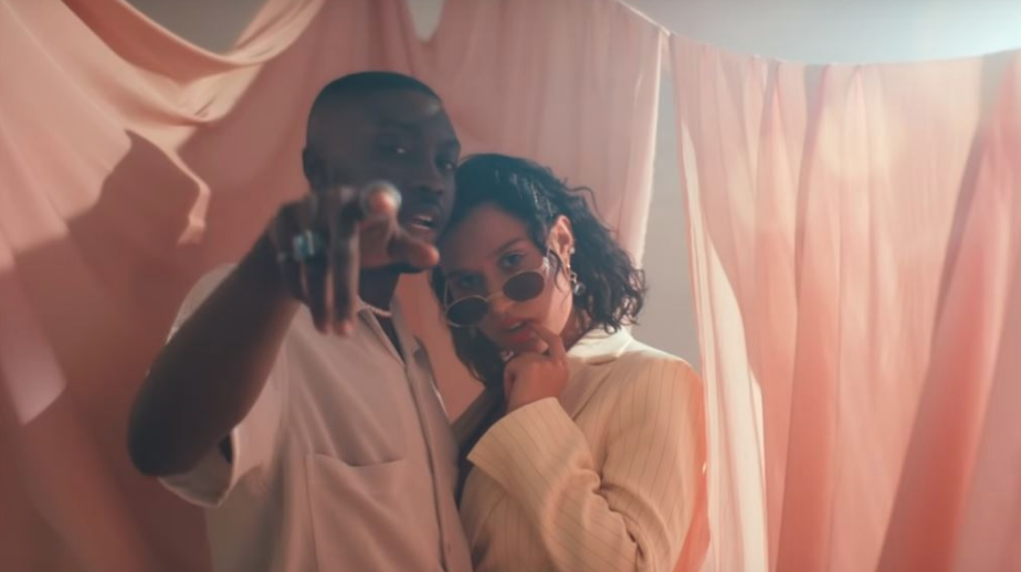 Odunsi and Raye are Freaky and Loved Up In the Video for 'Tipsy'