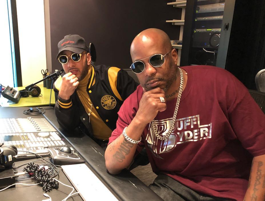 The Return Of Ruff Ryders? DMX And Swizz Beatz Back In The Studio Together