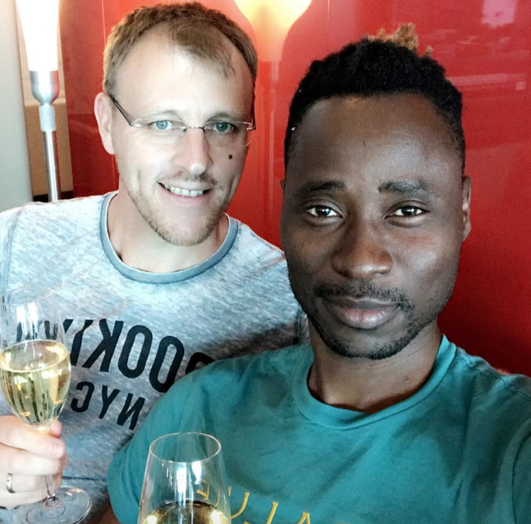 Bisi Alimi And Husband Renew Wedding Vows While On Vacation In Bali