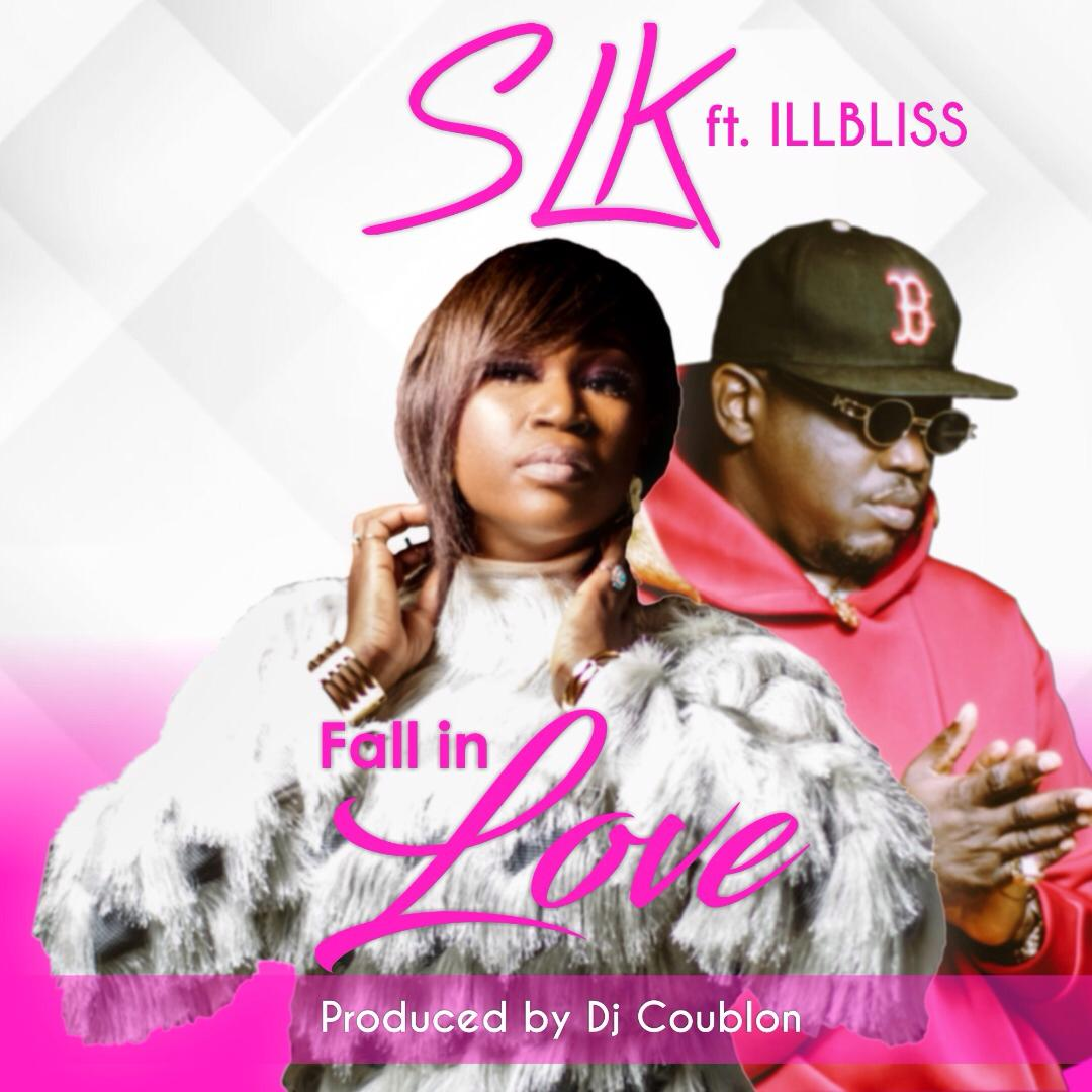 SLK Is a Hopeful Lover On Her New Ill Bliss Featured Track, Fall In Love