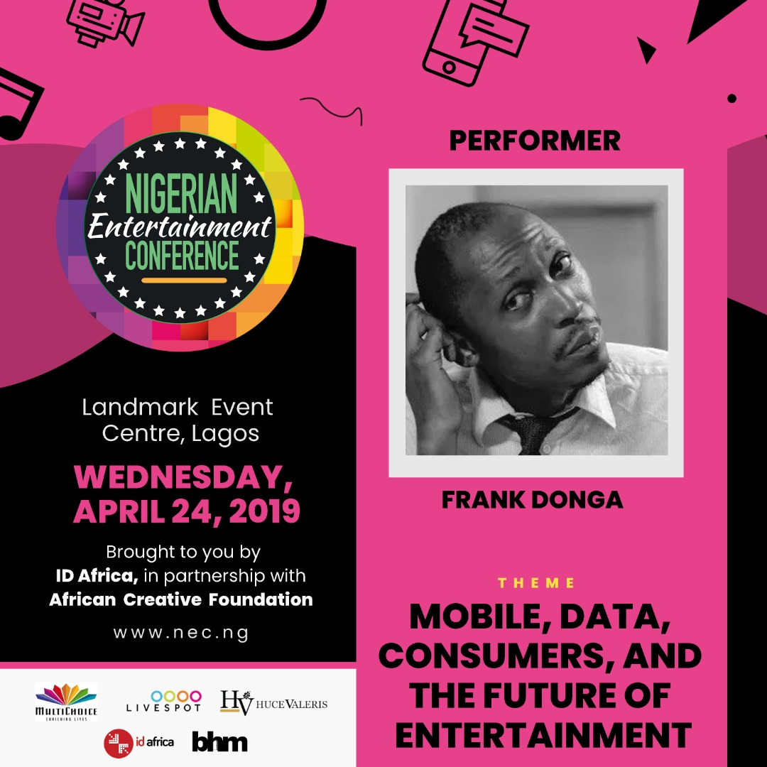 #NECLive7: Frank Donga, SLK, Sage Hasson, DNTMT, Theatre Hub Africa To Perform