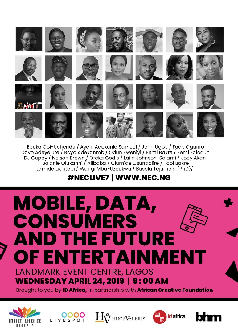 #NECLive7: Here's The Full List Of Speakers, Panelists And Moderators